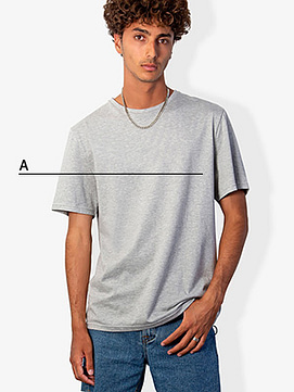 vonberg - t shirt sizing guide