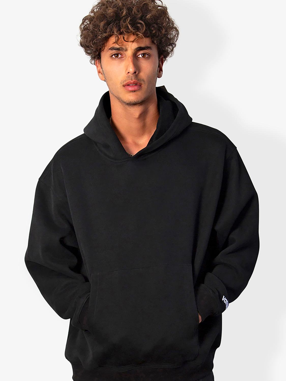 Vonberg Streetwear Black Premium Hoodie procudt-cata