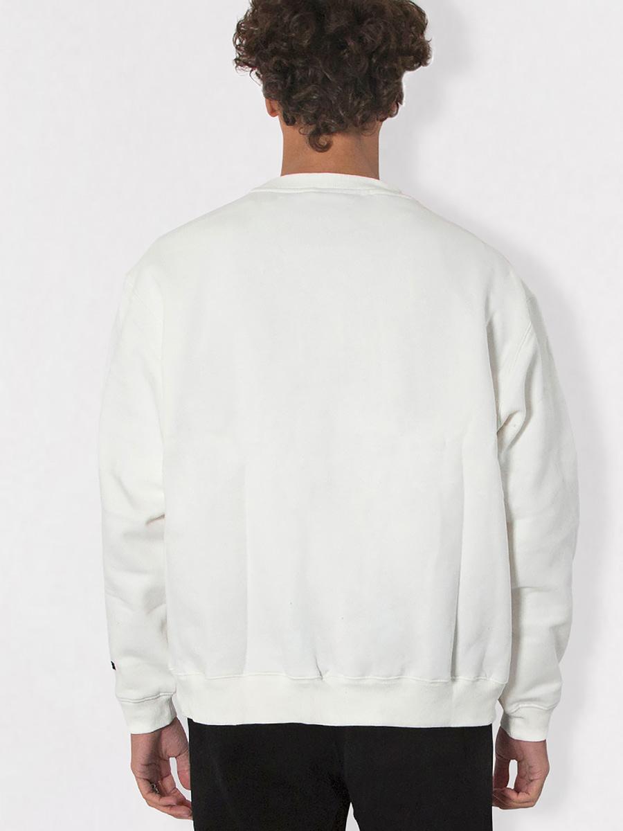 Vonberg Streetwear Signature Premium Sweatshirt in White