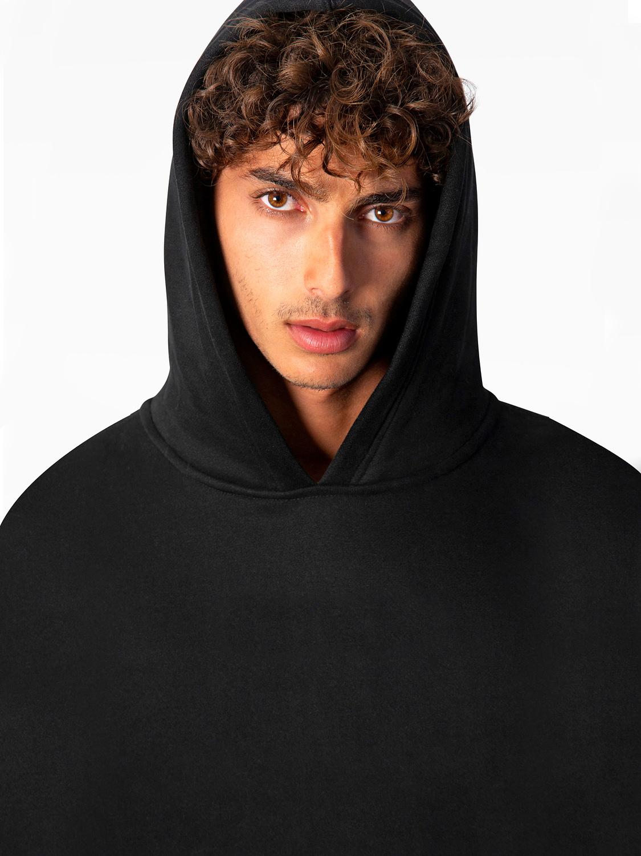 Vonberg Streetwear Signature Premium Hoodies in Black