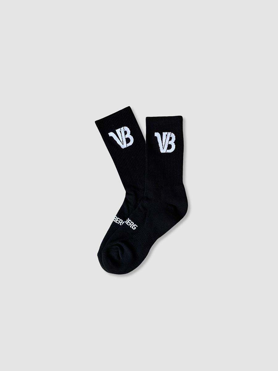 comfortex vonberg premium socks for men and women in black